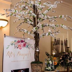 wedding blossom tree hire