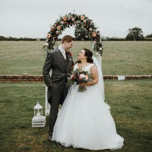 peachburgandyweddingflowersyorkshirewedding